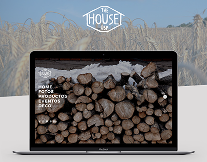 The House of Simple Pleasures Website