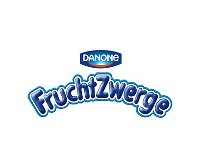 Danone - Fruchtzwerge - Kinderkostümparty