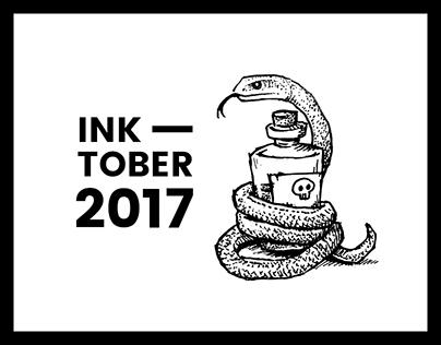 INKTOBER — 2017