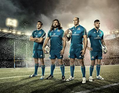 Adidas Adv Campaign