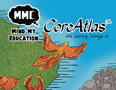 MindMyEducation Core Atlas: Eduscape guide map 2015