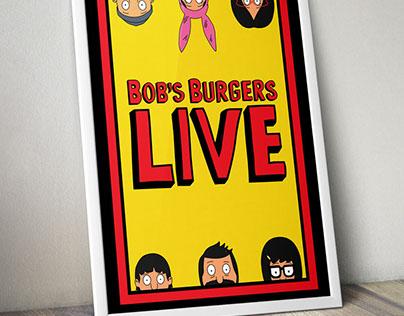 Bob's Burger Live