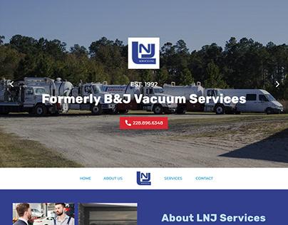 LNJ Services Project