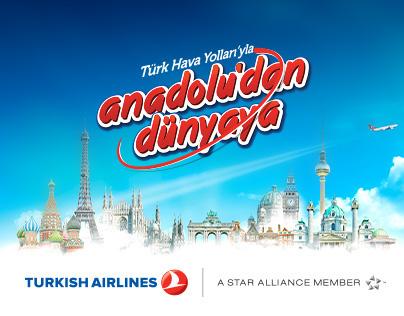 Turkish Airlines - Anadoludan Dunyaya