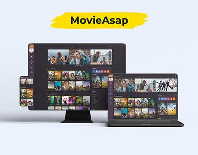 WordPress Movie Theme Project