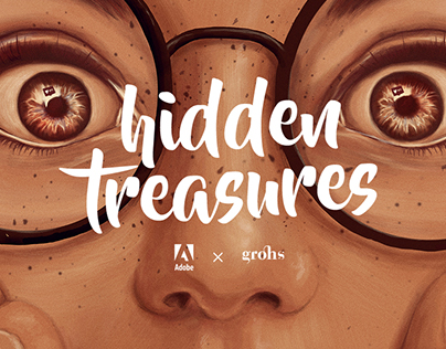 HIDDEN TREASURES • ADOBE CONTEST