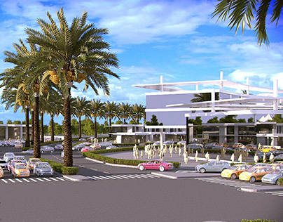 Infinity Residences & Commercial Complex, Concept