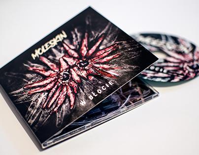 Moleskin - W błocie (EP) - CD cover & photo session