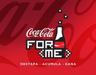 COCA-COLA FOR ME