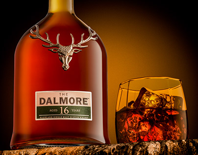 Dalmore Wine Photoshoot