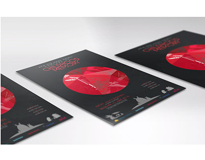 Ghibli Concert - Childhood Memory | Branding Design