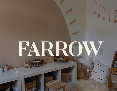 Farrow Montessori - Branding