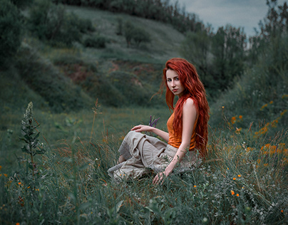 Girls and nature (part 2)