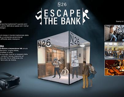 N26 - Escape the bank