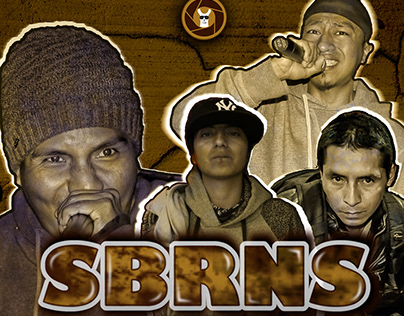 SBRNS RAP EN IDIOMA NATIVO