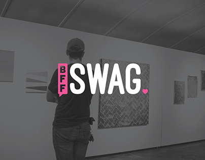 Benson First Friday Swag Logo