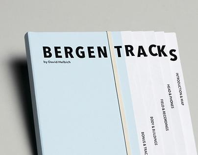 "Guide for ""Bergen Tracks"" soundwalk by David Helbich"