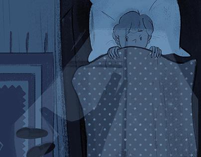 """Sleepless Boy"""