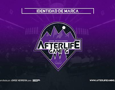 AfterLife Gaming: Identidad de Marca