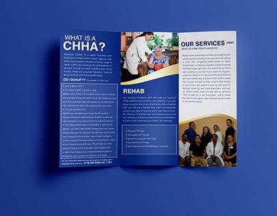 Rebekah Rehab-Brochure Design