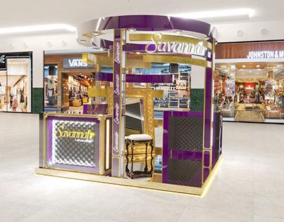 Savannah Activation Booth