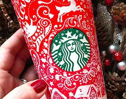 Starbucks 2016 Red Cup
