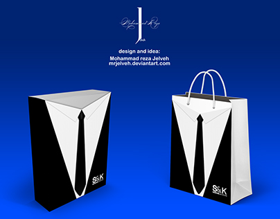 Gift Bag & Shopping Bag for S&K Brand