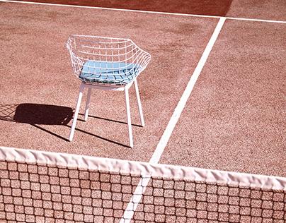 Canasta chair