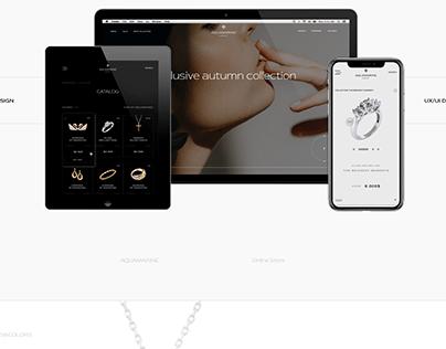Jewelry - Online Store