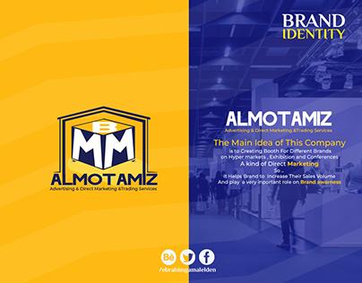 Almotamiz ... brand identity