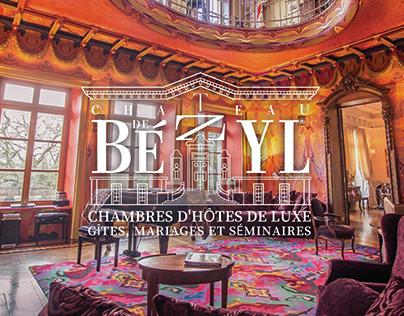 SITE WEB - Château de Bézyl