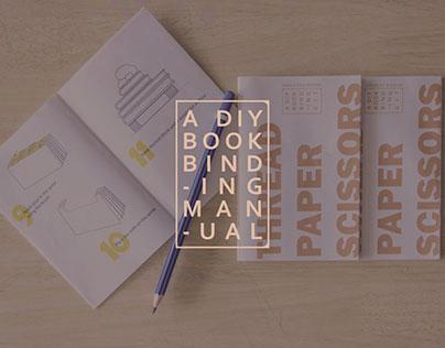 THREAD PAPER SCISSORS - The book binding manuals!