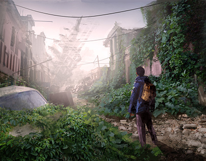 Survivor - Concept Art