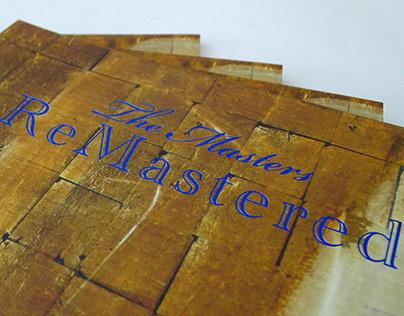 Museum Catalog: Masters ReMastered