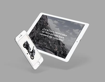 Kymco Xciting 400i ABS — Digital publishing app