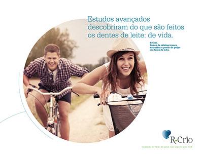 R-Crio - Banco de células-tronco