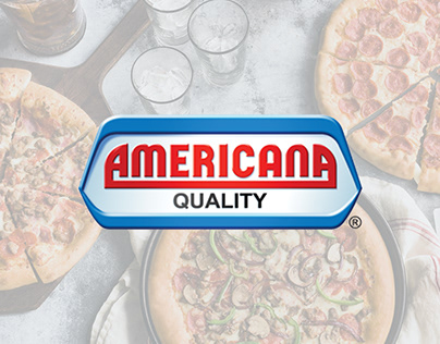 Americana Group official website Revamp