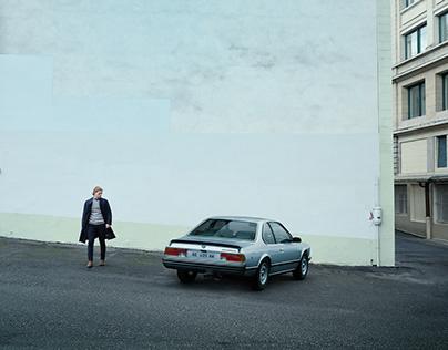BMW e24 - Geneva