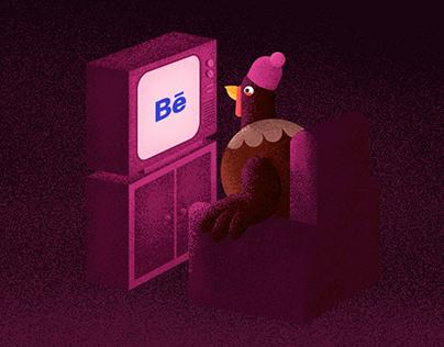 Hello Behance!