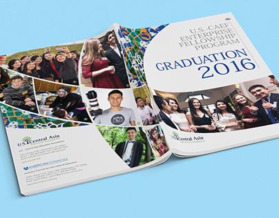U.S.-CAEF Enterprise Fellowship Program Graduation 2016
