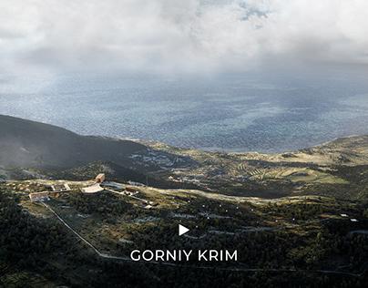Gorniy Krim   animation film