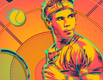 Sports 2020 - Rafael Nadal