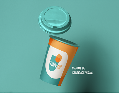 Tiny Juice Bar - BRANDING