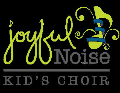 Logo Design | Joyful Noise Kid's Choir