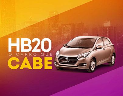 HB20 - O carro que cabe
