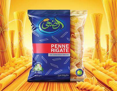 Aldoha Pasta Packaging & Outdoor Campaign