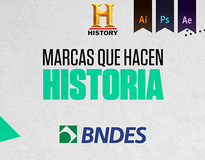 BNDES - User Creative Solutions History Channel