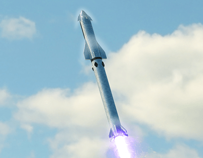 SpaceX Starship Launch