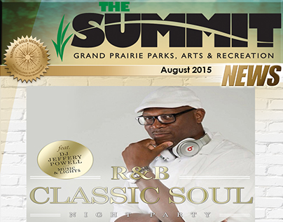 Summit Newsletter Cover - Aug 2015