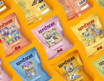 Okhrenenny Russian Brand